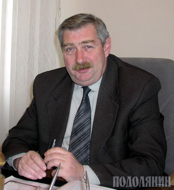 депутатом райради Георгієм ГРУБІ