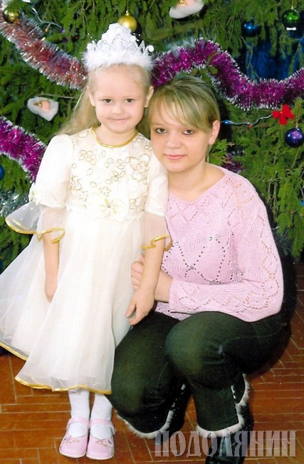 Старша дочка з онучкою