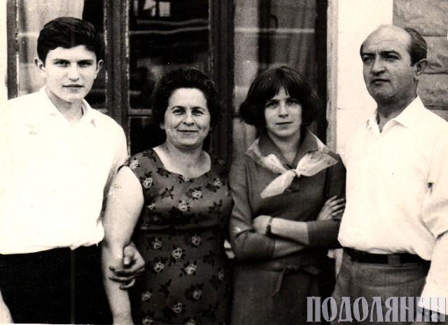 Павло МАРКОВСЬКИЙ: У колі сім'ї