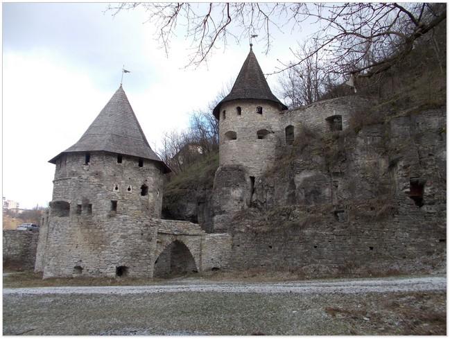 Башта №3 Нижньої Польської брами