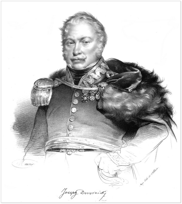 Генерал Юзеф Дверницький