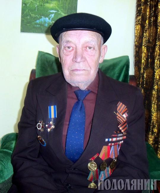 Павло ТИХОНОВ