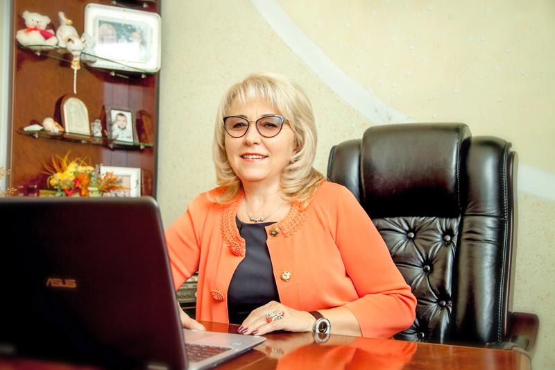 Директор «Атланти» Ольга КОВАЛЬЧУК