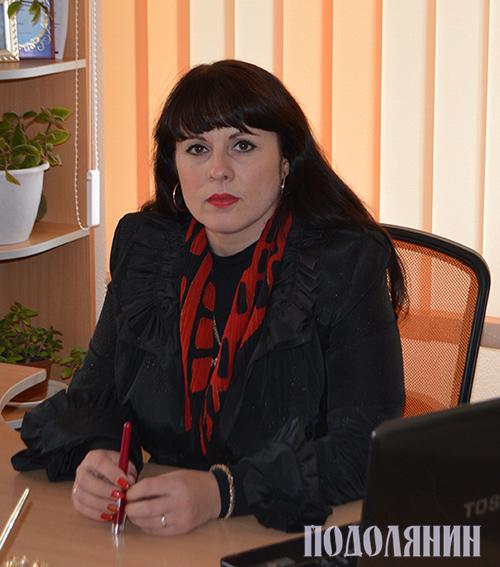 Тетяна Криворучко