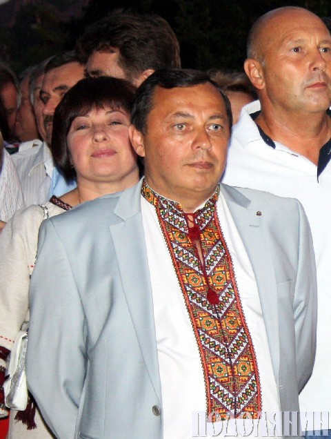 Сергій БАБІЙ, заступник міського голови
