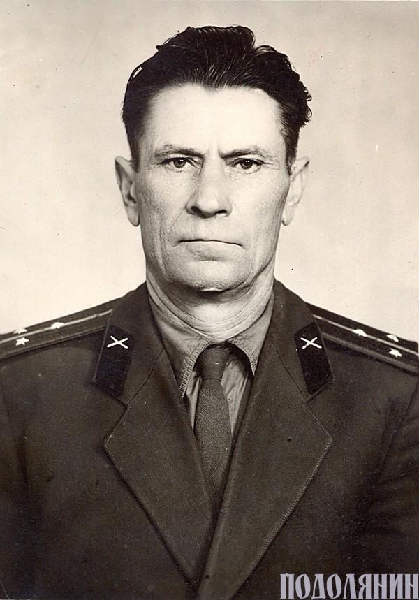 Григорий Яковлевич ГОРДЕЙЧУК
