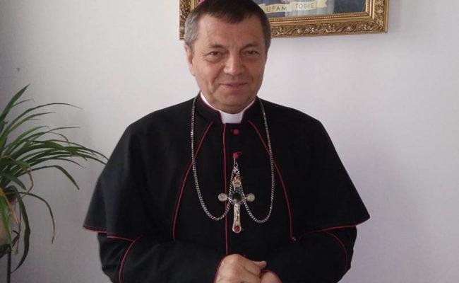 Єпископ-ординарій Кам'янець-Подільської дієцезії Леон Дубравський