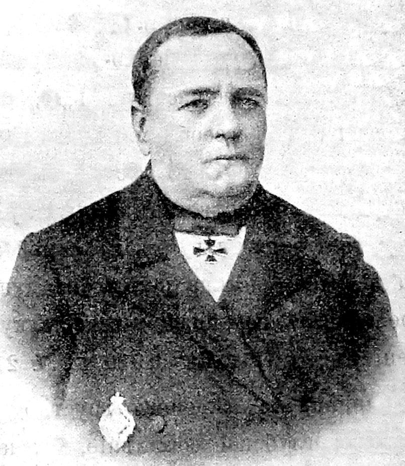 Михайло Багінський