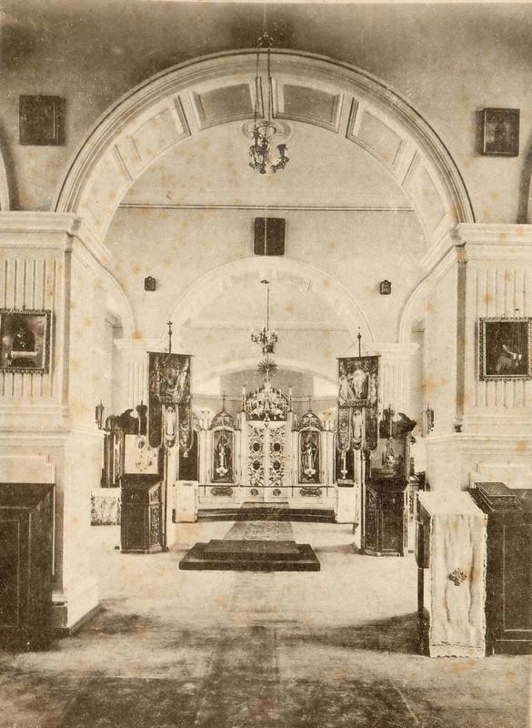 Іоанно-Богословська церква в Подільській духовній семінарії