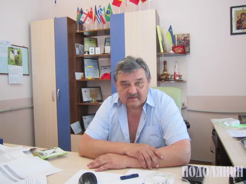 Валерій Слабінський