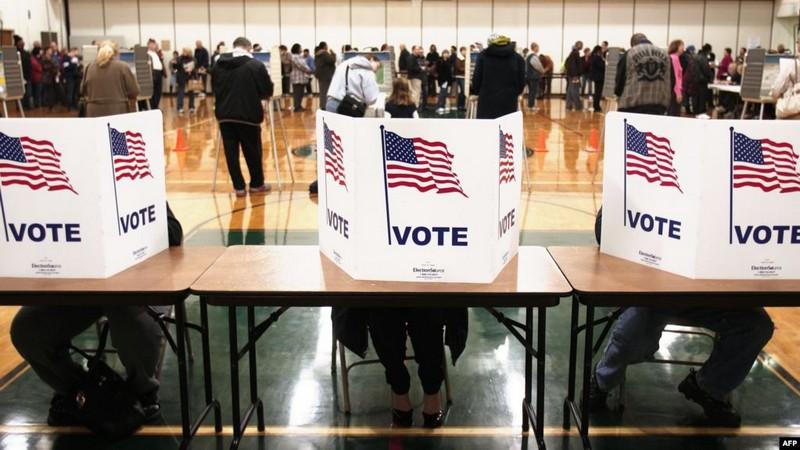 Голосування у США