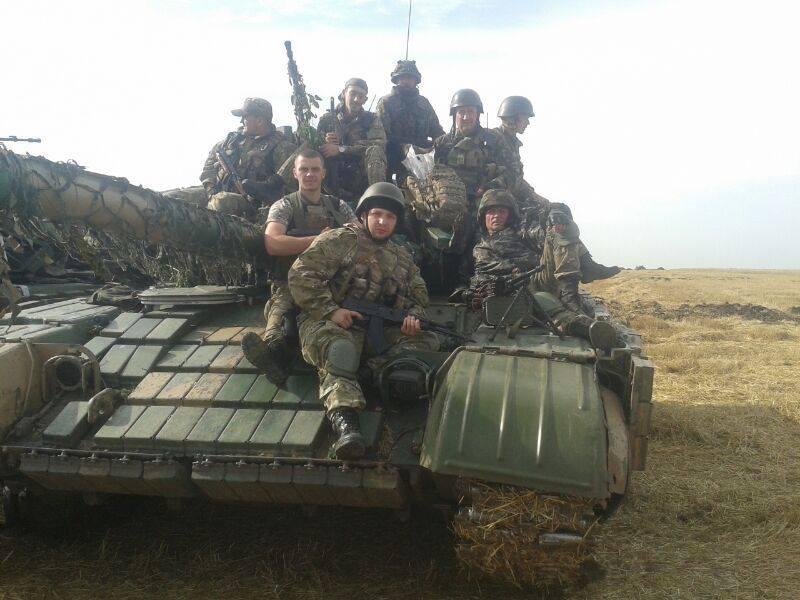 Після штурму смт Піски