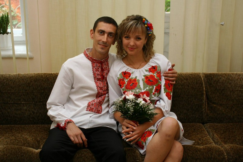 З коханою дружиною Тетяною