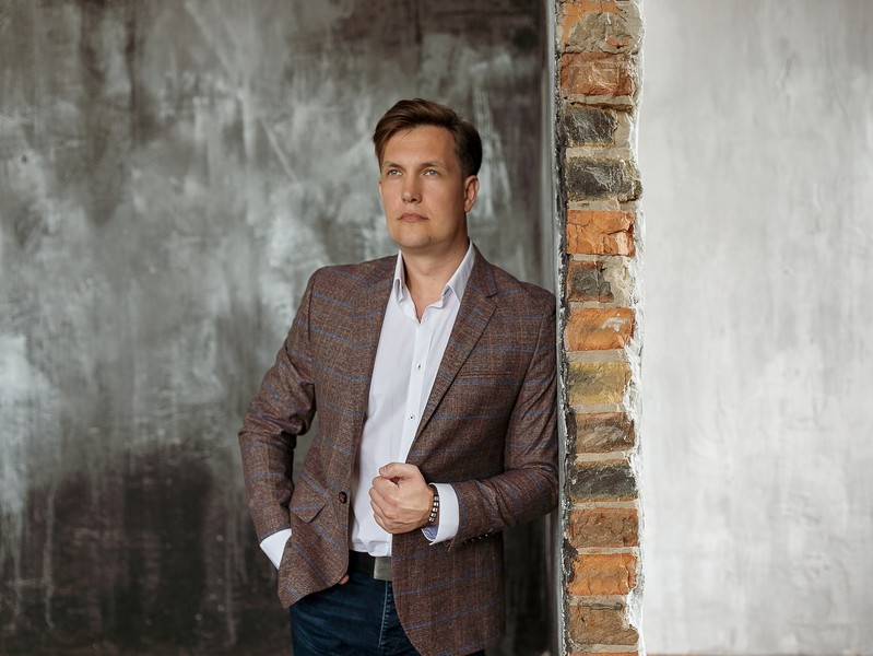 письменник Макс Кідрук