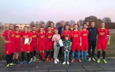 Чемпіони міста - команда «Автостріт»