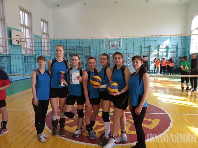 Волейболісти Залісся