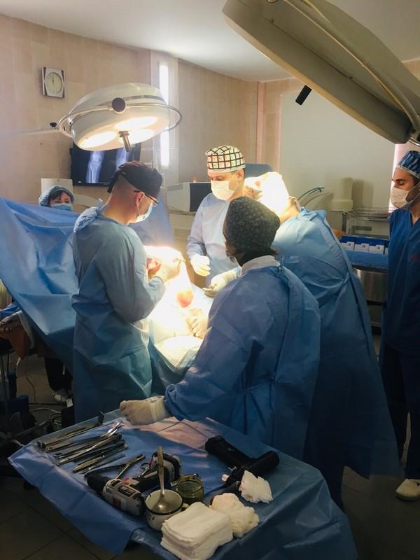Під час операції