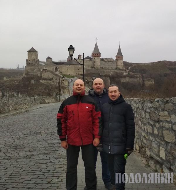 Алексій Устимчук, Iгор Гетман та Iван Засимович