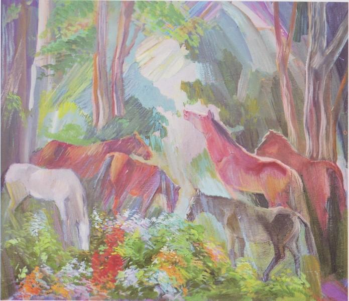 Картина Валерія Жаворонкова