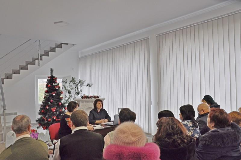 Бюджетна сесія у Жванецькій ОТГ