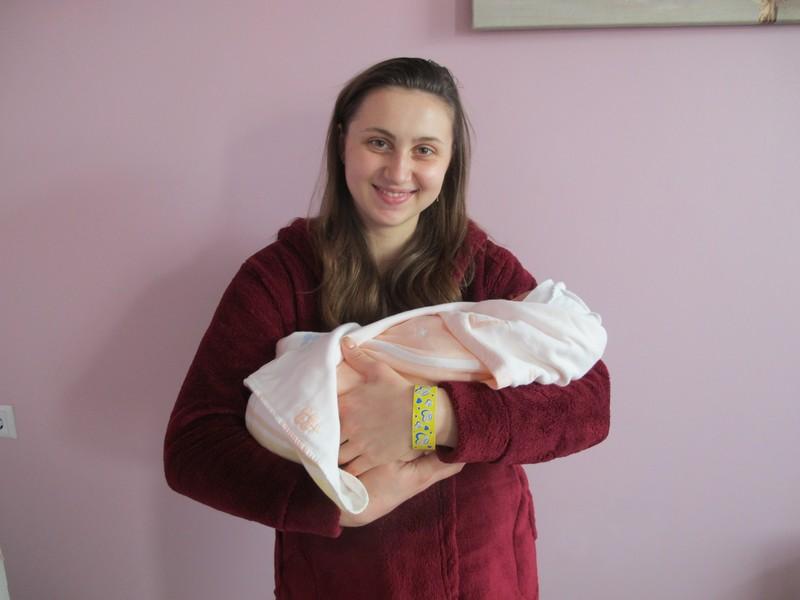 Катерина Декалова із Соломійкою