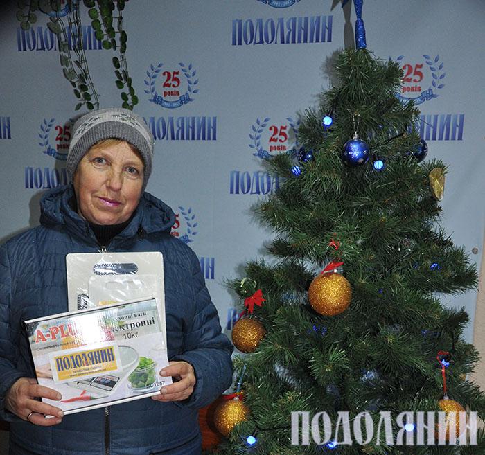 Наталія ДОЛІНСЬКА