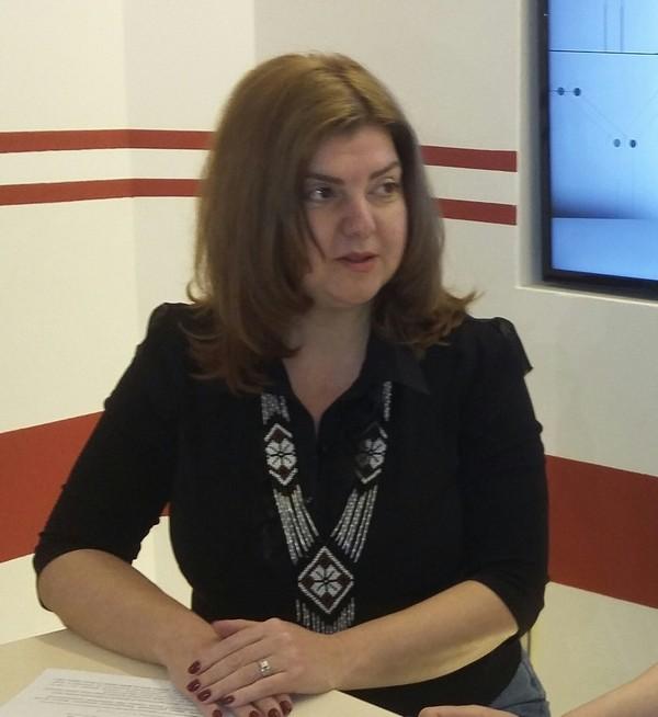 Олена Гавінська