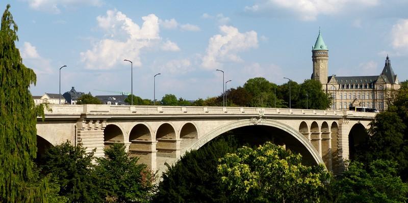 Міст Адольфа в Люксембурзі