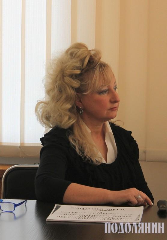Тетяна Очеретенко