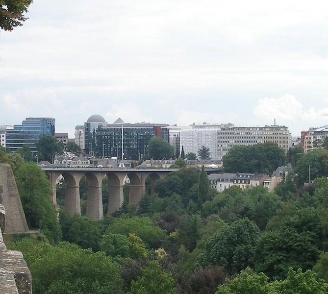Старий міст у Люксембурзі