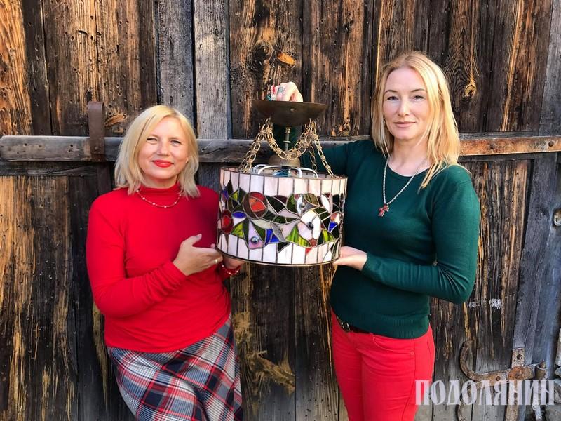 Iрина Бондар-Кляпетура, Анжеліка Лукс