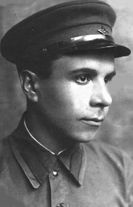 Гордієнко. Фото 1934-1935 років