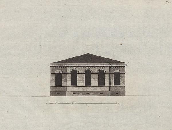 Будинок на Лесі Українки, 69, зведений за типовим проєктом №92 із другого альбому збірки фасадів