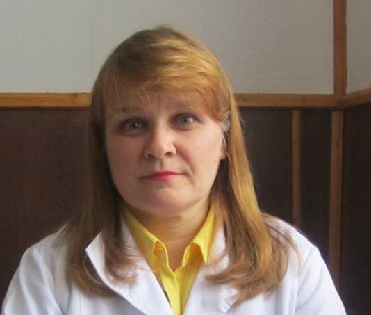 Тетяна СКРИНЧУК