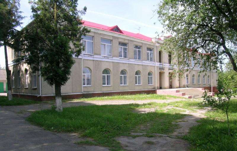 Орининська гімназія