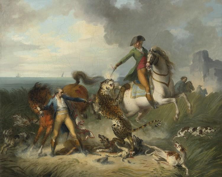 Полотно французького художника Жана-Батиста ле Паона