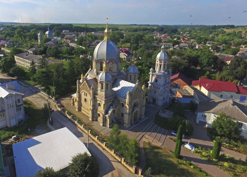 Михайлівський собор у Товстому