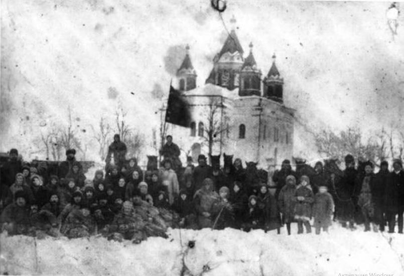 Миколаївська церква у Гаврилівцях, освячена 1851 року та знищена в радянський час