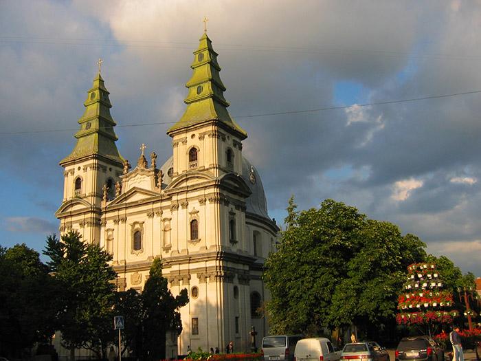 Тернопіль, Домініканський костел