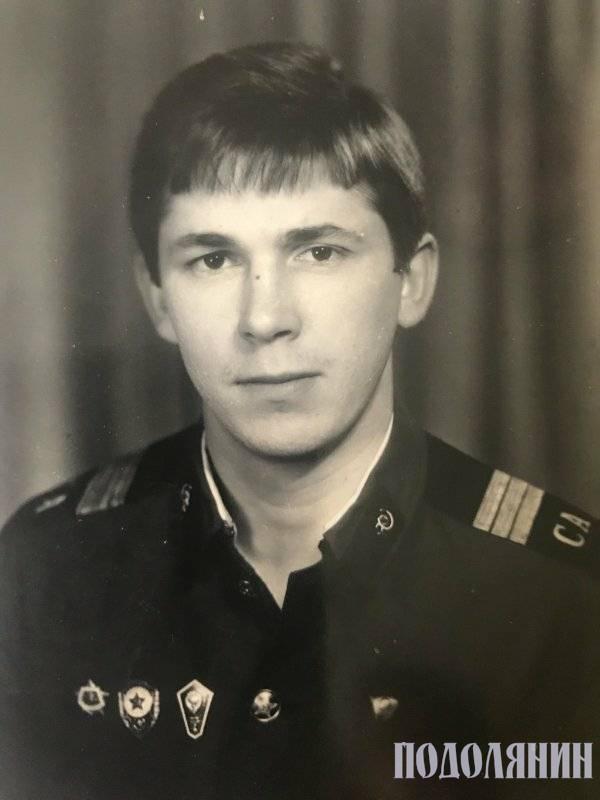 Під час служби в армії