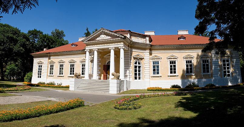 Палац у Самчиках