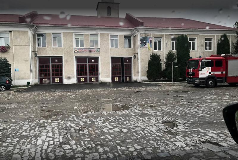 Сучасна пожежна частина на Вірменському ринку, 10