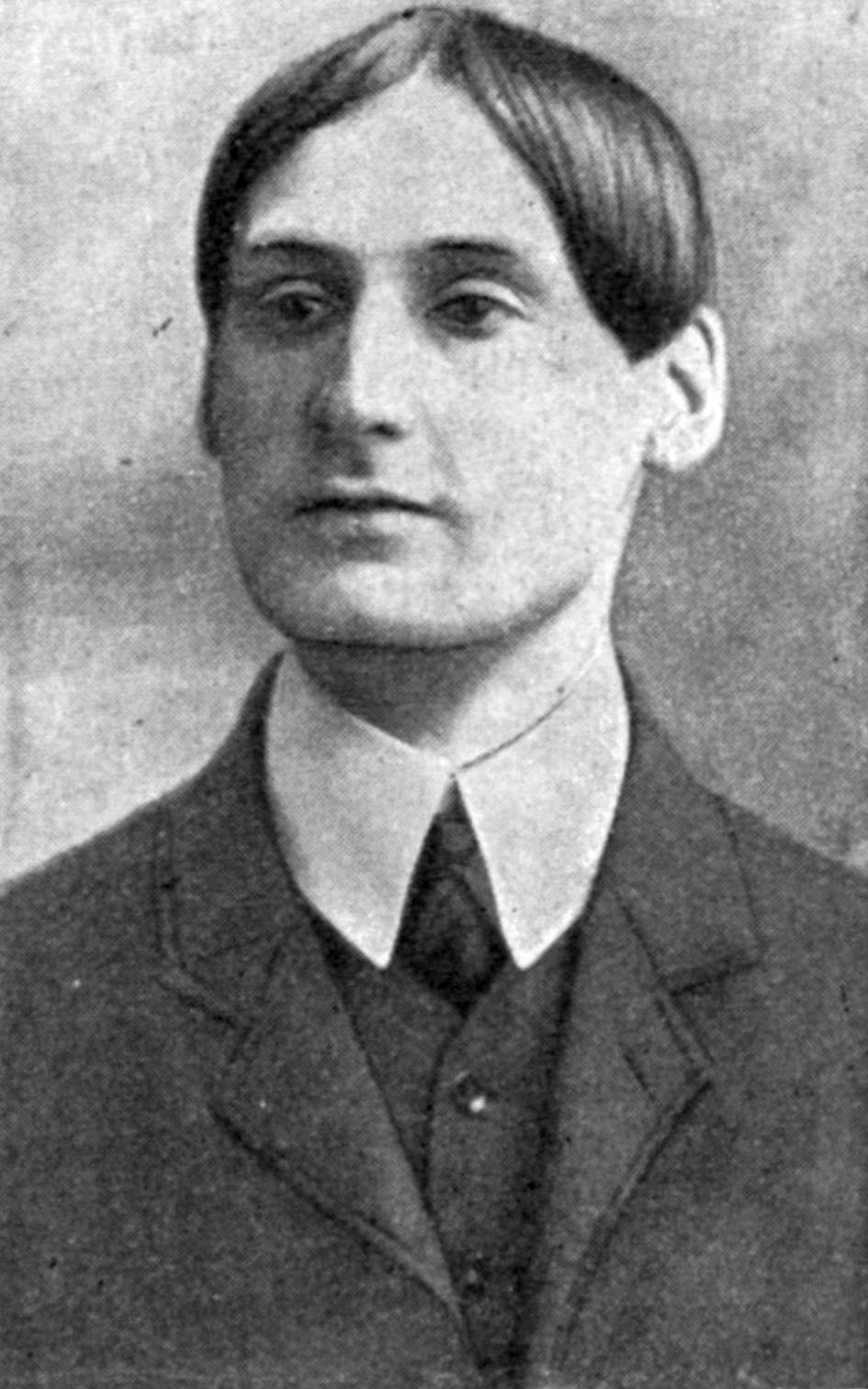 Георгій Лукомський, 1909 рік