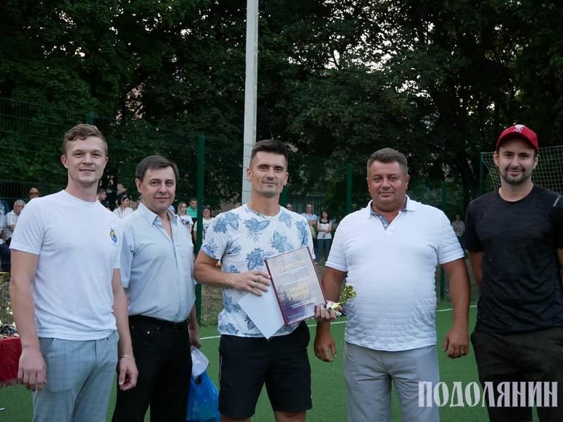 Найкращий воротар - Віктор Залісний