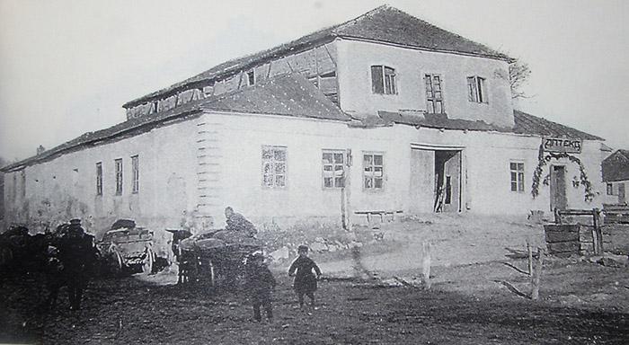 Миньківці, 1930 р. Фото Павла Жолтовського