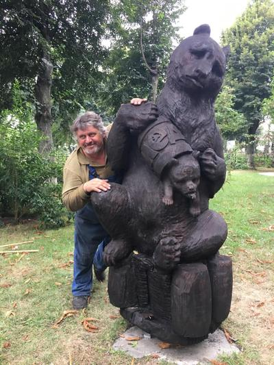 «Ведмідь» Богдана Гладкого