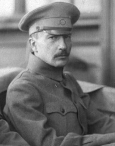 Борис Савінков у серпні 1917 року