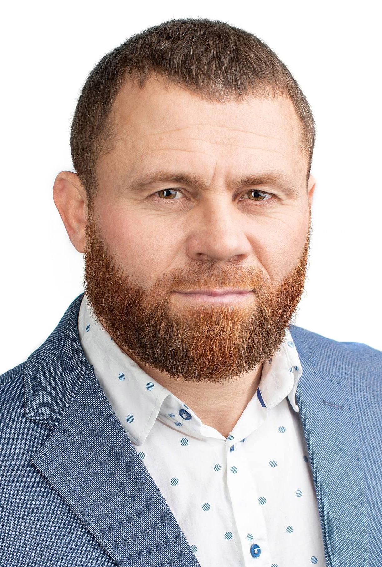 КОСТИНЮК Володимир Володимирович