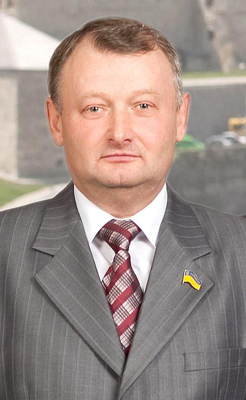 КОВАЛЬЧУК Василь Іванович