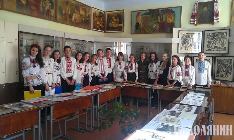 У Шевченківському музеї